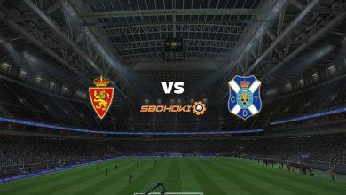 Photo of Live Streaming  Real Zaragoza vs Tenerife 6 Maret 2021