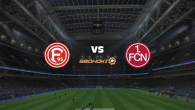 Photo of Live Streaming  Fortuna Düsseldorf vs FC Nurnberg 7 Maret 2021
