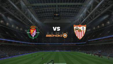 Photo of Live Streaming  Valladolid vs Sevilla 20 Maret 2021