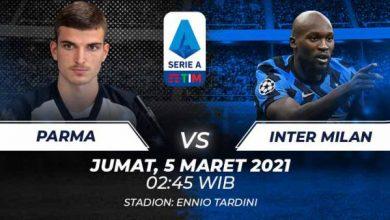 Photo of Link Live Streaming Parma vs Inter Milan Gratis