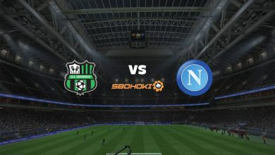 Photo of Live Streaming  Sassuolo vs Napoli 3 Maret 2021