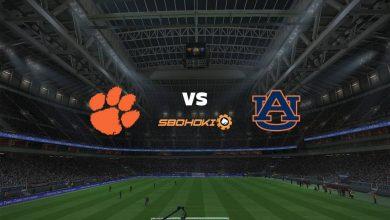 Photo of Live Streaming  Clemson Tigers vs Auburn Tigers 6 Maret 2021