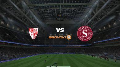 Photo of Live Streaming  FC Sion vs Servette 14 Maret 2021