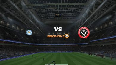 Photo of Live Streaming  Leicester City vs Sheffield United 14 Maret 2021