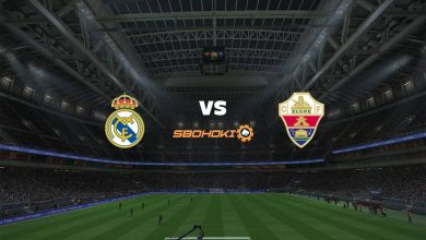 Photo of Live Streaming  Real Madrid vs Elche 13 Maret 2021