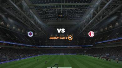 Photo of Live Streaming  Rangers vs Slavia Prague 18 Maret 2021