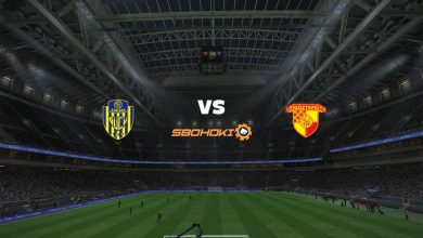 Photo of Live Streaming  Ankaragucu vs Goztepe 14 Maret 2021