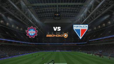 Photo of Live Streaming  Caxias do Sul vs Fortaleza 17 Maret 2021