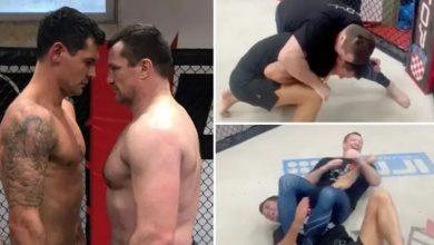 Photo of Dejan Lovren Latihan UFC, Ganti Profesi Baru?