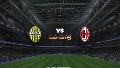 Photo of Live Streaming  Hellas Verona vs Milan 7 Maret 2021