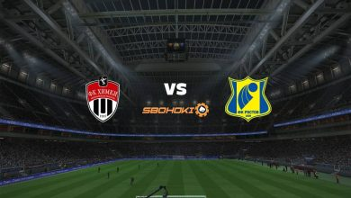 Photo of Live Streaming  FC Khimki vs Rostov 12 Maret 2021