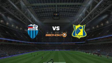 Photo of Live Streaming  FC Rotor Volgograd vs Rostov 17 Maret 2021