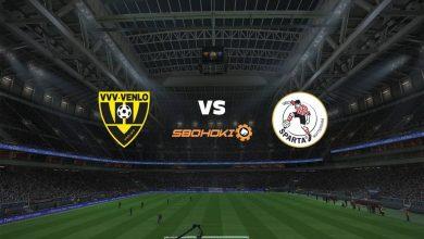 Photo of Live Streaming  VVV-Venlo vs Sparta Rotterdam 9 Maret 2021