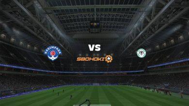 Photo of Live Streaming  Kasimpasa vs Konyaspor 15 Maret 2021