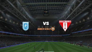 Photo of Live Streaming  Universitatea Craiova vs UTA Arad 16 Maret 2021