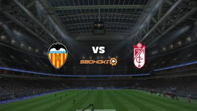 Photo of Live Streaming  Valencia vs Granada 21 Maret 2021