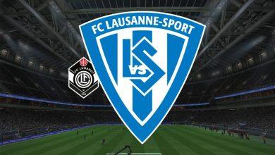 Photo of Live Streaming  FC Lugano vs Lausanne Sports 10 April 2021