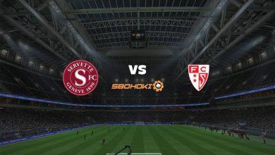 Photo of Live Streaming  Servette vs FC Sion 22 April 2021
