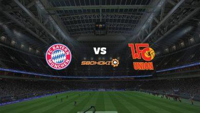 Photo of Live Streaming  Bayern Munich vs FC Union Berlin 10 April 2021