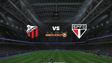 Photo of Live Streaming  Ituano vs São Paulo 26 April 2021