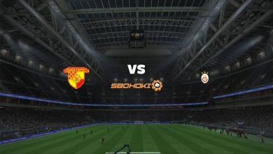Photo of Live Streaming  Goztepe vs Galatasaray 17 April 2021