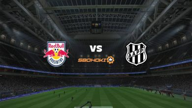 Photo of Live Streaming  Red Bull Bragantino vs Ponte Preta 19 April 2021