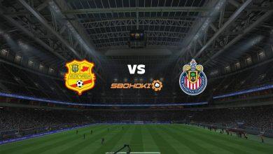 Photo of Live Streaming  Atlético Morelia vs Tapatío 5 April 2021