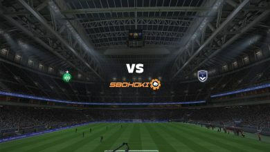 Photo of Live Streaming  St Etienne vs Bordeaux 11 April 2021