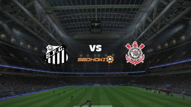 Photo of Live Streaming  Santos vs Corinthians 25 April 2021