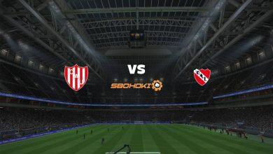 Photo of Live Streaming  Unión (Santa Fe) vs Independiente 25 April 2021