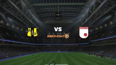 Photo of Live Streaming  Alianza Petrolera vs Independiente Santa Fe 7 April 2021