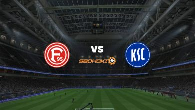 Photo of Live Streaming  Fortuna Düsseldorf vs Karlsruher SC (PPD) 10 April 2021