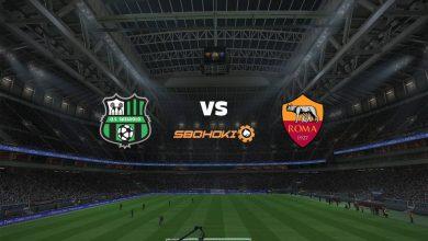 Photo of Live Streaming  Sassuolo vs Roma 3 April 2021