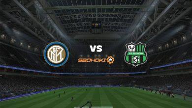 Photo of Live Streaming  Inter Milan vs Sassuolo 7 April 2021