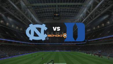 Photo of Live Streaming  North Carolina vs Duke 9 April 2021