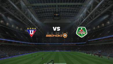 Photo of Live Streaming  Liga de Quito vs Mushuc Runa 3 April 2021