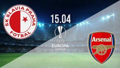 Photo of Prediksi Liga Eropa Slavia Praha vs Arsenal 16 April 2021