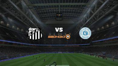 Photo of Live Streaming  Santos vs São Bento 25 April 2021