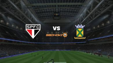 Photo of Live Streaming  São Paulo vs Santo André 23 April 2021