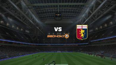 Photo of Live Streaming  Juventus vs Genoa 11 April 2021
