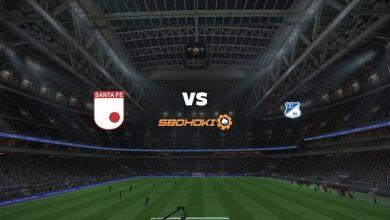 Photo of Live Streaming  Independiente Santa Fe vs Millonarios 12 April 2021