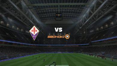 Photo of Live Streaming  Fiorentina vs Juventus 25 April 2021