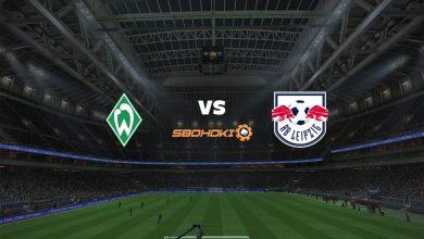 Photo of Live Streaming  Werder Bremen vs RB Leipzig 30 April 2021
