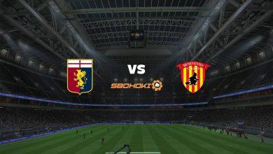 Photo of Live Streaming  Genoa vs Benevento 21 April 2021