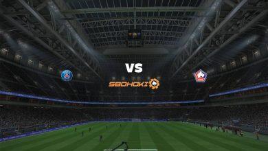 Photo of Live Streaming  Paris Saint-Germain vs Lille 3 April 2021