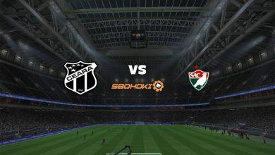 Photo of Live Streaming  Ceará vs Salgueiro 10 April 2021