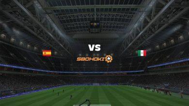 Photo of Live Streaming  Spain vs Mexico 13 April 2021