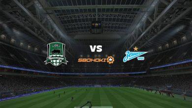 Photo of Live Streaming  Krasnodar vs Zenit St Petersburg 17 April 2021