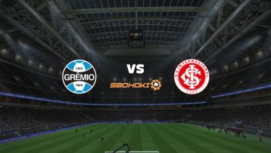 Photo of Live Streaming  Grêmio vs Internacional 4 April 2021