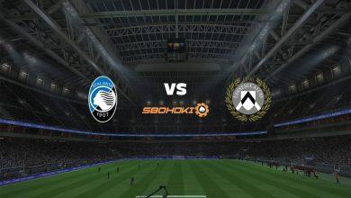 Photo of Live Streaming  Atalanta vs Udinese 3 April 2021